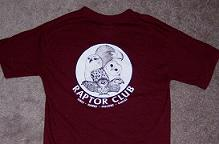 Raptor Club T-shirt