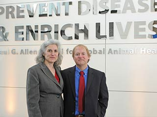 Lien Clinic Founders at the Allen Center